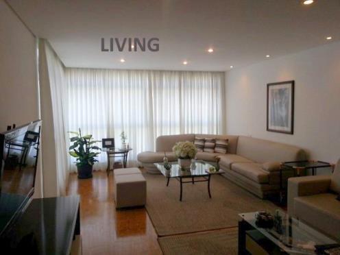 Apartamento para aluguel - em Ibirapuera
