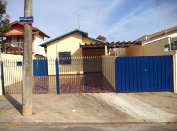 Casa residencial para locação, Jardim Independência, Campinas - CA3435.