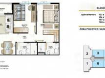 Apartamento à venda em Piratininga