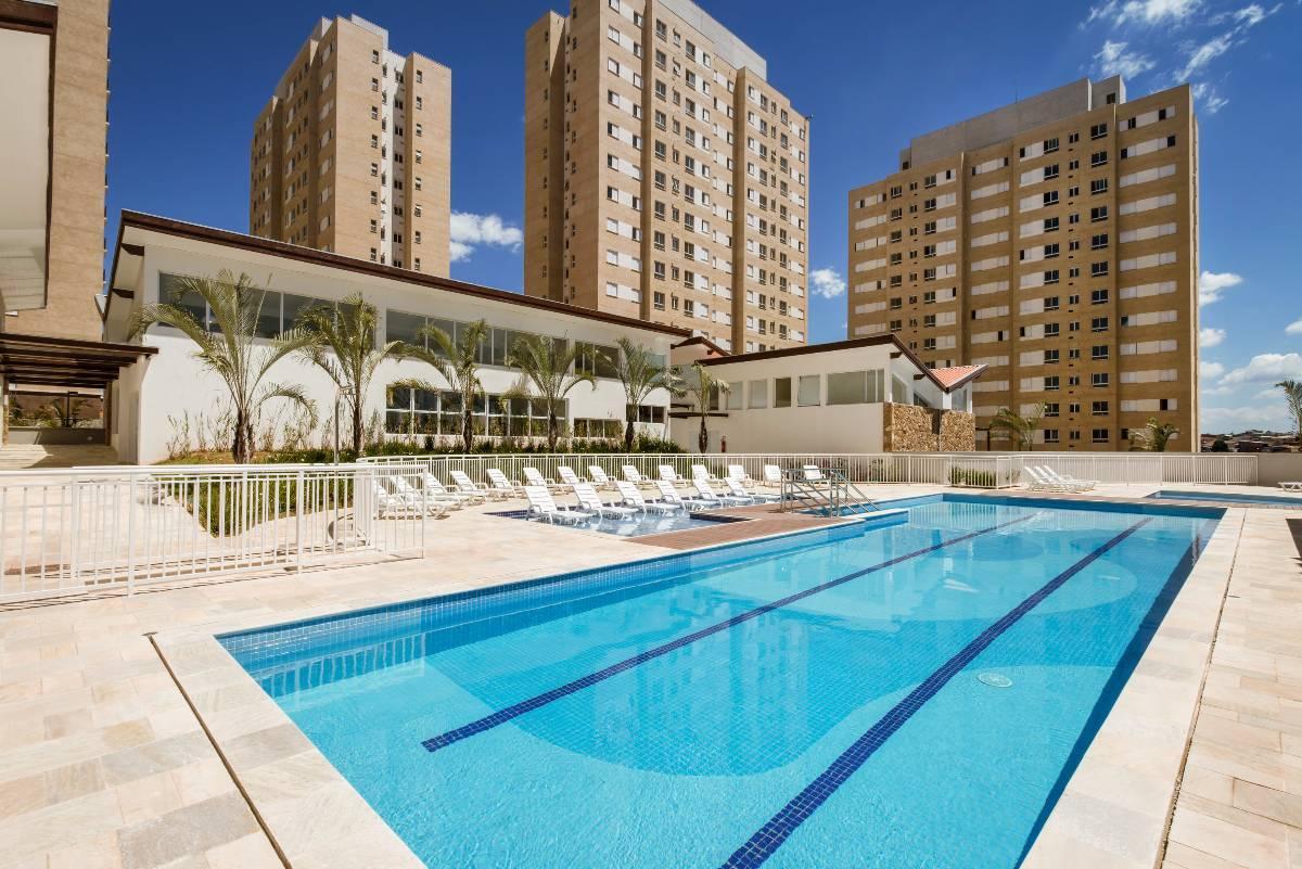 Condominio Clube 46m² 1 vaga Pronto para morar ESCRITURA e ITBI GRATIS