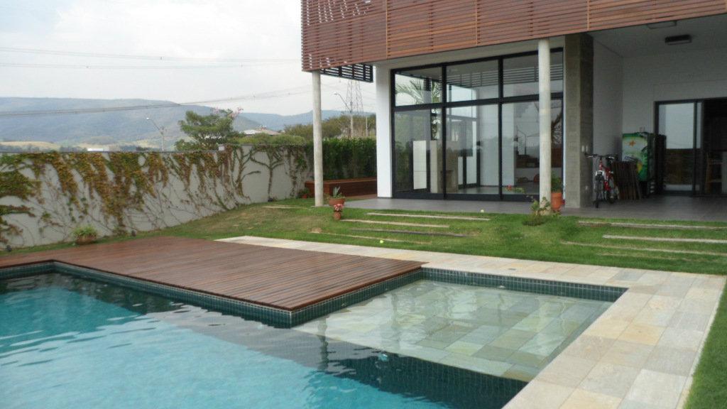 Casa em Condomínio Jundiaí - Reserva da Serra - 3 suítes - 4 vagas