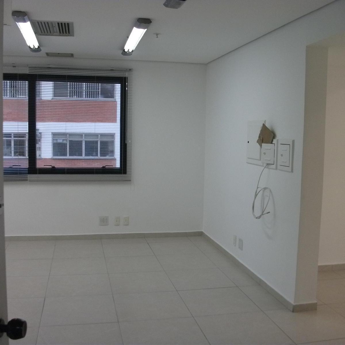 Perdizes - Escritório Sala dupla excelente estado - Rua Monte Alegre - 2 vagas