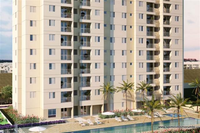 Apartamento novo com 67m²  3 dormitórios com suíte na Vila das Belezas