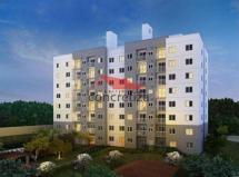 Apartamento no Residencial Atual Morada - Santa C