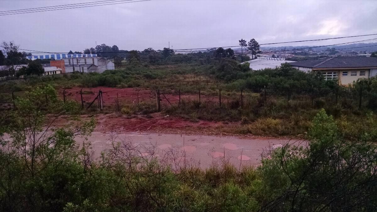 Área Industrial Araucária