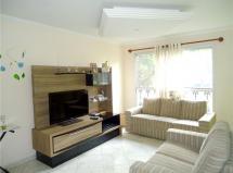 Apartamento  residencial à venda, Vila Campestre,