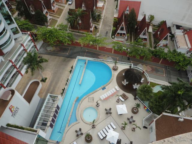 Apartamento no Bellas Artes Baln Camboriu De frente para o Mar