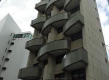 1 Quarto Mobiliado  60m² - Belvedere