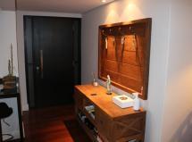 Apartamento alto padrão de acabamento e vista se igual.