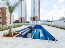 Apartamento residencial para locação, Jaguaré, São