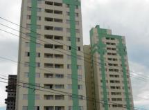 Apartamento residencial para locação, Vila Industr