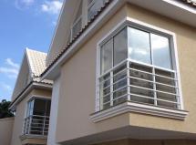 Excelente sobrado tríplex à venda - bairro Uberaba