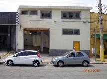 Galpão 390m² - com 320 m² de vão livre - Av. Edgar Faco - Freguesia do Ó