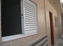 Casa nova para locação na Vila Bela