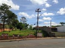 Terreno residencial à venda, Centro, Elias Fausto