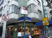 Loja 120 m2 na Min. Viveiros de Castro em Copacaba