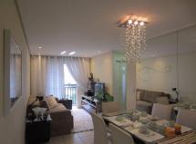 Apartamento Direto com proprietário - Todo mobiliado e decorado - Vila Esperança