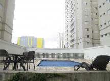 Apartamento residencial à venda, Jardim, Santo And