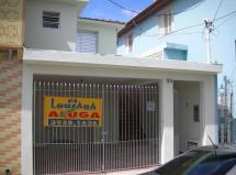 Casa para aluguel na Vila Prudente