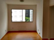 Apartamento  residencial para locação, Moema, São Paulo.