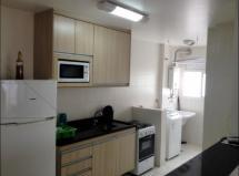 Apartamento  residencial para locação, Ponta da Pr
