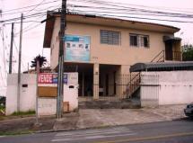 Sobrado residencial ou comercial no Xaxim