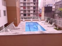 Apartamento  residencial para locação, Vila Buarqu
