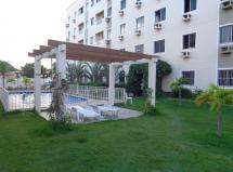 Apartamento  residencial para locação, Messejana,