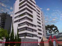 Apartamento à venda em Batel