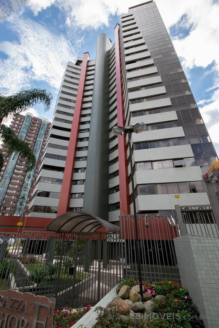 Apartamento Para Aluguel Com 3 Quartos Ecoville Curitiba