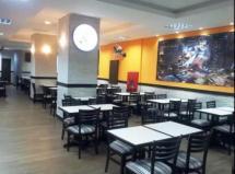 Salão comercial na Liberdade! 232 m², com 80 lugares!