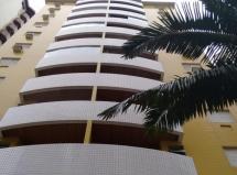 Apartamento residencial à venda, Canto do Forte, P