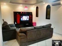 Casa Duplex quintal 2 qts churrasq aceita carta 460 mil
