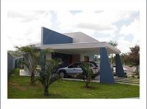 Casa em condomínio fechado alto padrão em Atibaia - Shamballa II