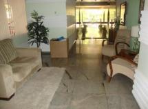 Apartamento residencial para locação, Gonzaga, Santos - AP1643.