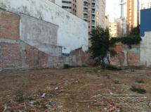 Terreno à venda em Pinheiros