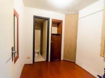 Apartamento 1 quarto, 24m², champagnat, ótima localização