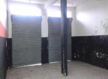 Salão de 100M² com Trifásico.