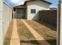 Casas 02 quartos independente Lote 180 m²