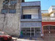 Sobrado residencial para locação, Parque Savoi City, São Paulo.