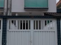 Sobrado residencial para venda e locação, Jardim Guassu, São Vicente.