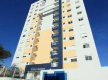 Apartamento 2 Dormitórios com Suite 1 vaga Vista Mar