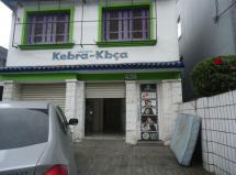 Loja Comercial para locação, Campo Grande, Santos - LO0030.
