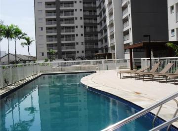 Apartamento  residencial para locação, Vila Matias, Santos.