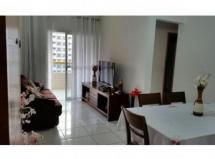 ACEITA FINANCIAMENTO !!! Apartamento na Praia Grande - Vila Tupi