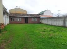 Terreno com casa Vila Hauer