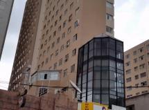 Apartamento Rua André de Barros, entre Rua Lourenço Pinto e Barão do Rio Branco.