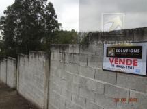 Terreno à venda no Jardim Santo Antônio