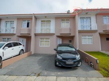 Sobrado residencial para locação, Uberaba, Curitiba.