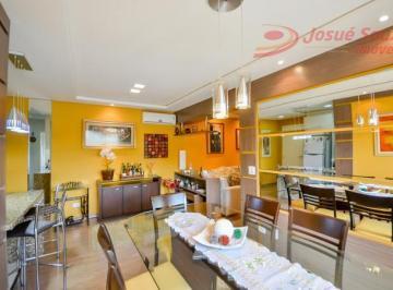 Apartamento residencial à venda, Barreirinha, Curitiba.